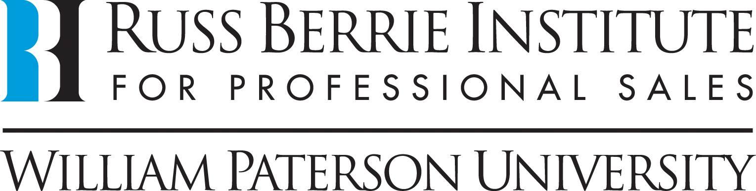 Russ Berrie Institute For Profesional Sales Logo