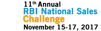 RBI National Sales Challenge Logo