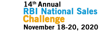 RBI National Sales Challenge Logo